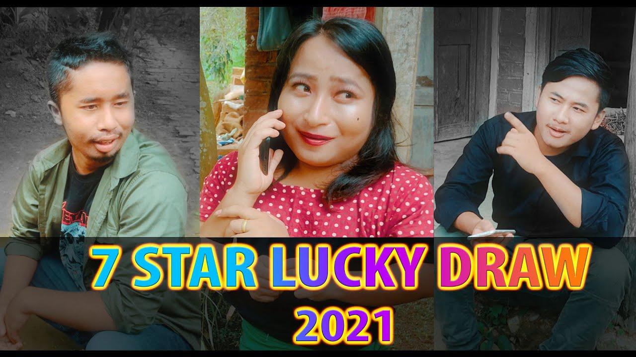 7 STAR LUCKY DRAW 2021 ( LEITRABI )