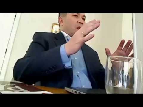 Mukhtar Mussabetov on Blockchain: where does it lead us? (Cambridge University Conf)