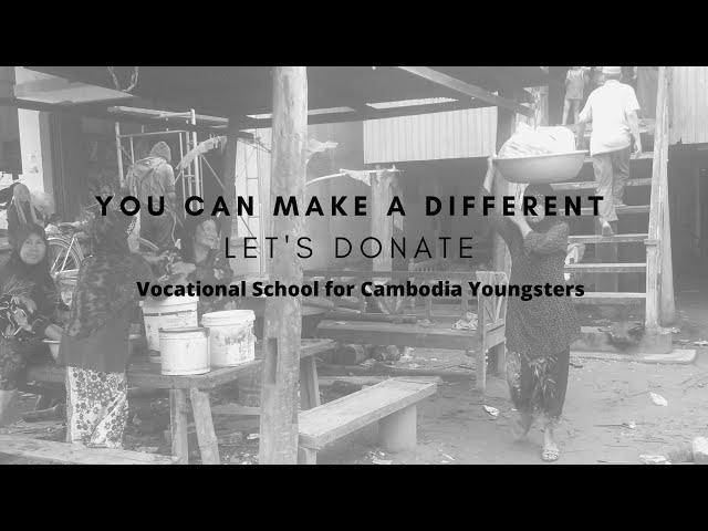 Cambodia Care-Vocational Training School