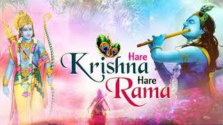हरे कृष्णा अदभुत धुन    Hare Krishna Hare Rama Dhun /hare krishna hare rama iskcon /bhajan /kirtan