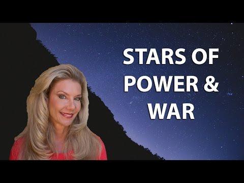 Aldebaran and Antares  Stars of Power and War