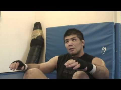 7.16 DREAM: Hiroshi Izumi - Open training session