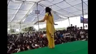 sapna super hit sexy dance by sapna Hariyana 2016 04