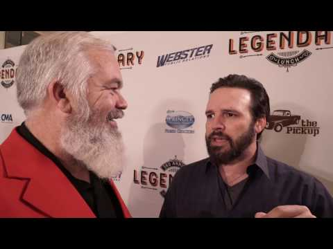 Mark Wills Interview wtih  Nashville Music Guide at the Legendary Lunch 2017
