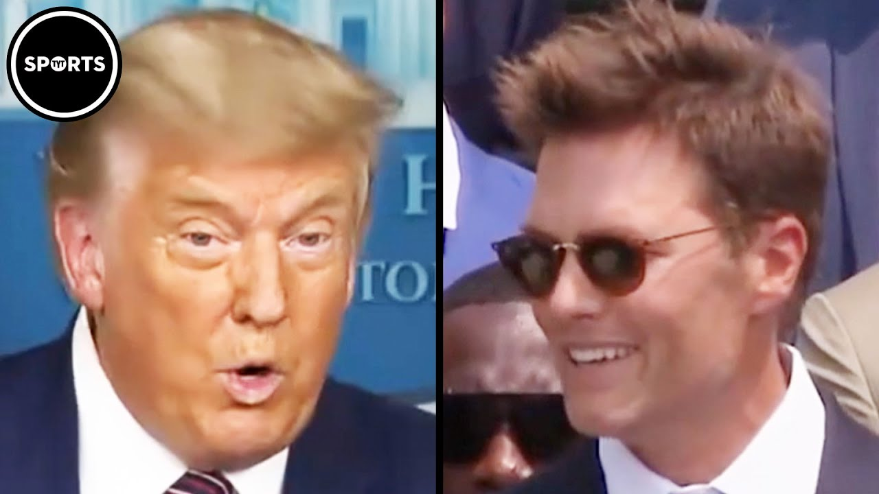 Tom Brady Crushes Everything Trump Adores With One Sentence