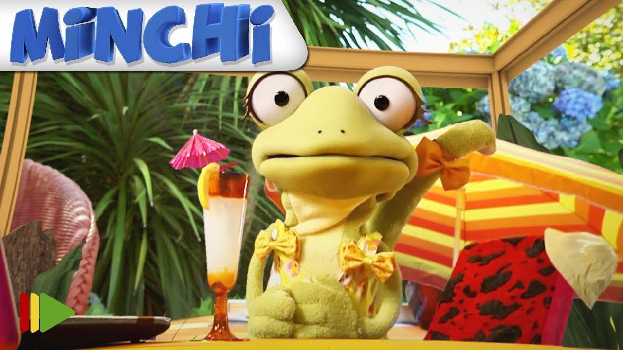 Las Aventuras de Minchi | Episodios para NIÑOS | Sueño de VERANO | +11 minutos