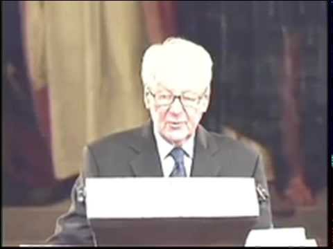 John Stott Rooted and Built Up in Christ