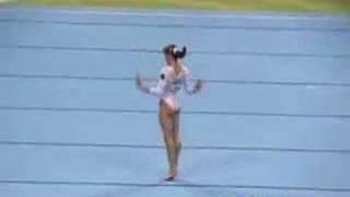 Monica Rosu 2004 Olympics Qualifications Floor