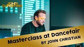 John Christian   MASTERCLASS  at Dancefair 2018  