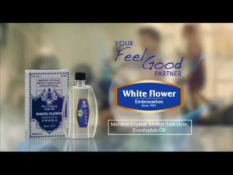 White Flower Embrocation (Philippine TVC) - YouTube