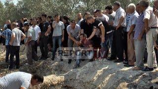Ceremonia, i jepet lamtumira e fundit 8 viktimave të masakrës në Selenicë