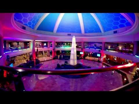 Marriott Wardman Park: Lobby Lighting IBA 2016