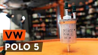 Jak vyměnit Klinovy zebrovany remen на VW POLO Saloon - online zdarma video