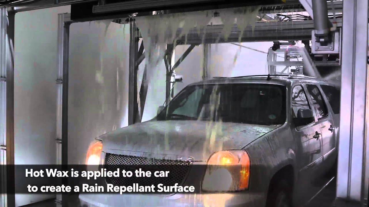 Hot Wax All Seasons Car Wash Colorado Springs Co Youtube