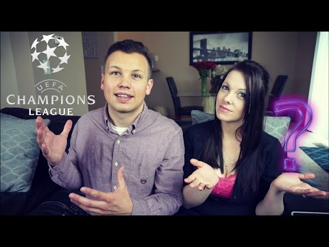 Do Americans Know What The Champions League Is? Couple Reacts!