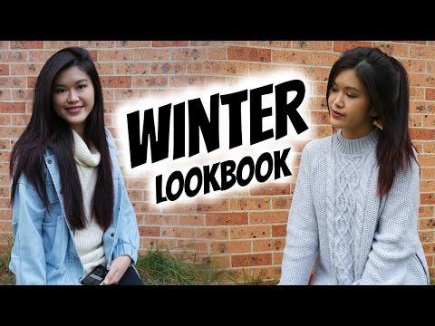 WINTER LOOKBOOK 2016-17 | Winter Fashion Trends & Outfit Ideas | HakunaPatara