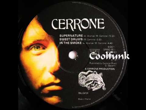 """Cerrone - Supernature (12"""" Disco 1977)"""