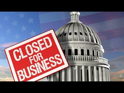 US Government Shut Down Over DACA