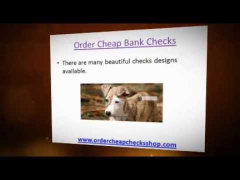 Cheapest Bank Checks