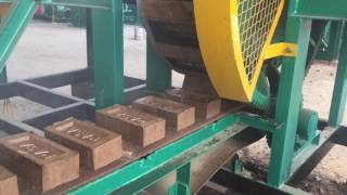 Brick Making Machine by Ramesh Maharjan