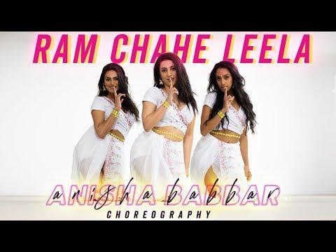 Ram Chahe Leela - Bollywood Dance | Anisha Babbar Choreography | Priyanka Chopra, Ranveer Singh