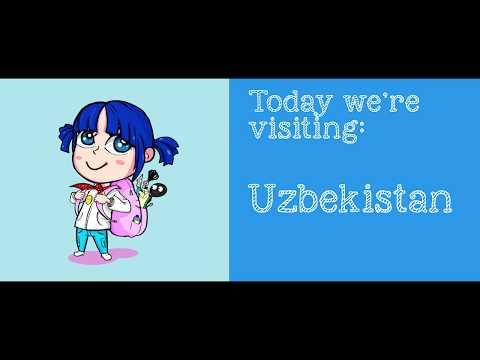 Chef Koochooloo Class - Merryhill Visits Uzbekistan