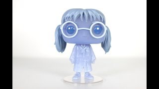 Harry Potter MOANING MYRTLE Funko Pop review