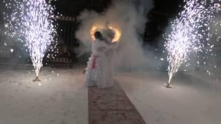 Фаер шоу Пиротехника на свадьбу в Барнауле тел.8-903-947-88-73