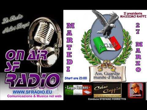 27 03 2018 Intervista a  MASSIMO RAFFI   Associazione  AGRI