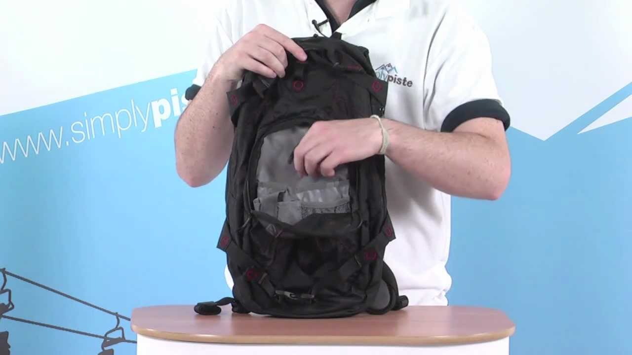 Camelbak Snoblast Winter Hydration Pack Black - www.simplypiste.com -  YouTube 7a500bb866