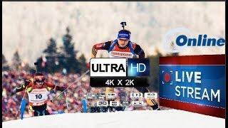Olympic Games   Winter Sport |Live -stream Biathlon ((2018))