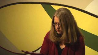 """Mary Hawley reads the poem """"Missing Us"""""""