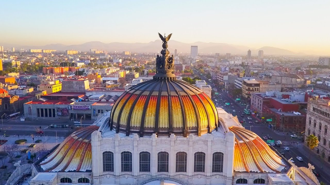 Mexico City's Historic District
