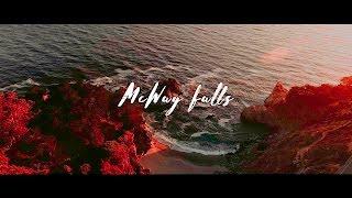California Coast - McWay Falls Drone footage