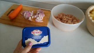Vlog. Рецепт сырного супа.