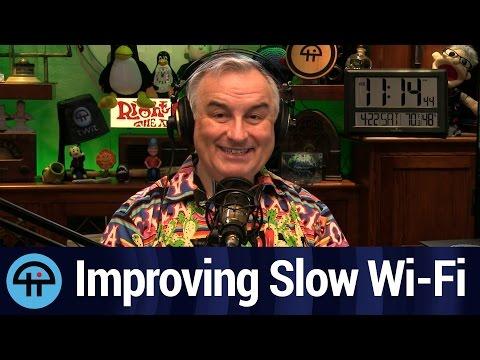 Improving Slow Wi-Fi
