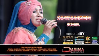 Sawangen - Qasima . Qasidah irama melayu magelang - hbh Paguyuban Wonosobo