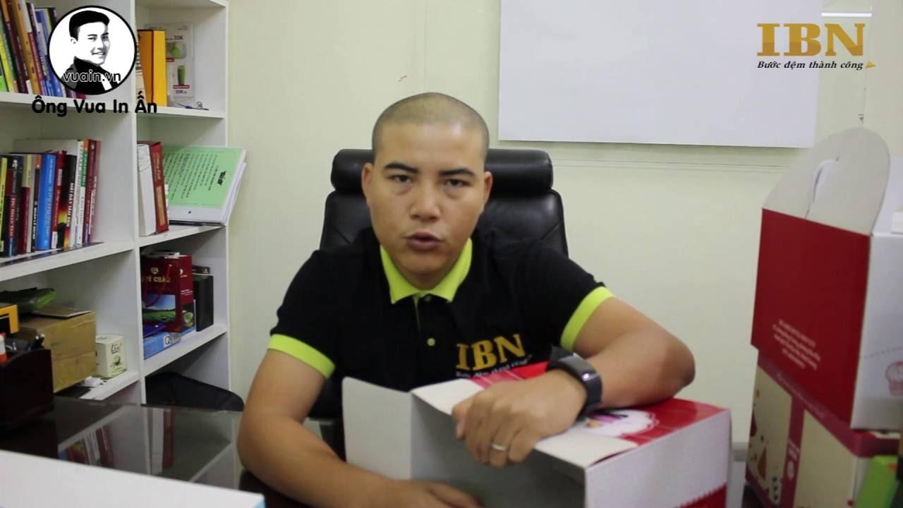 Bảo Ngọc – Tư vấn in ấn hộp bánh kem giá rẻ tại Tp HCM
