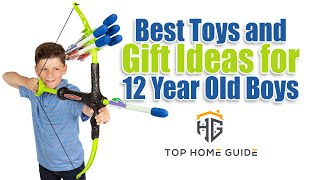 ▶️toys Ideas: Top 5 Best Gift Ideas For 12-year-old Boy In 2019 - Buying Guide
