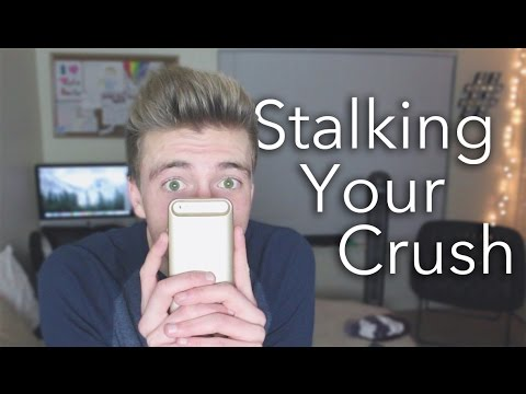 What Is It Called When Your Crush Has a Crush on You ...  |Stalking Your Crush Memes