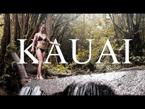 KAUAI  Cinematic Vlog ^  [ 2018 ]