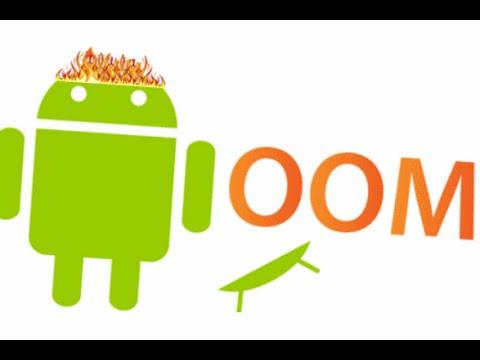 Андроид. Недостаточно свободной памяти