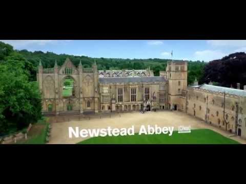 Newstead Abbey - Nottinghamshire - England