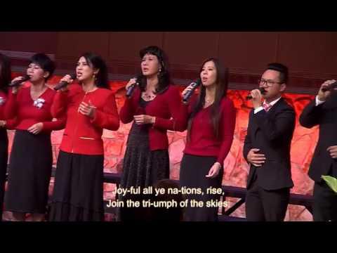 Tinh Thần Giáng Sinh:Hy Vọng. Ê-sai 9:1-15. Mục sư Nguyễn Văn Lý. HT Tin Lành Orange.