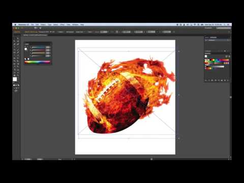 Art for Digital Printing - Adobe Photoshop Edition