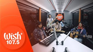 "The Vowels They Orbit performs ""Kiliti"" LIVE on Wish 107.5 Bus"