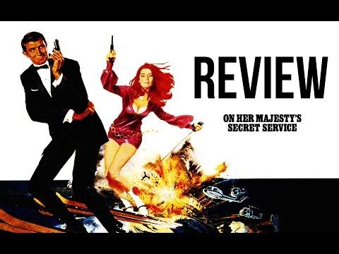 James Bond: On Her Majesty's Secret Service - Wayward Video Review
