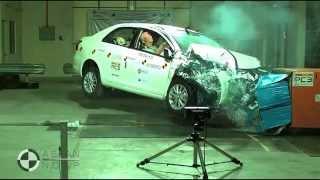 ASEAN NCAP - Toyota Vios