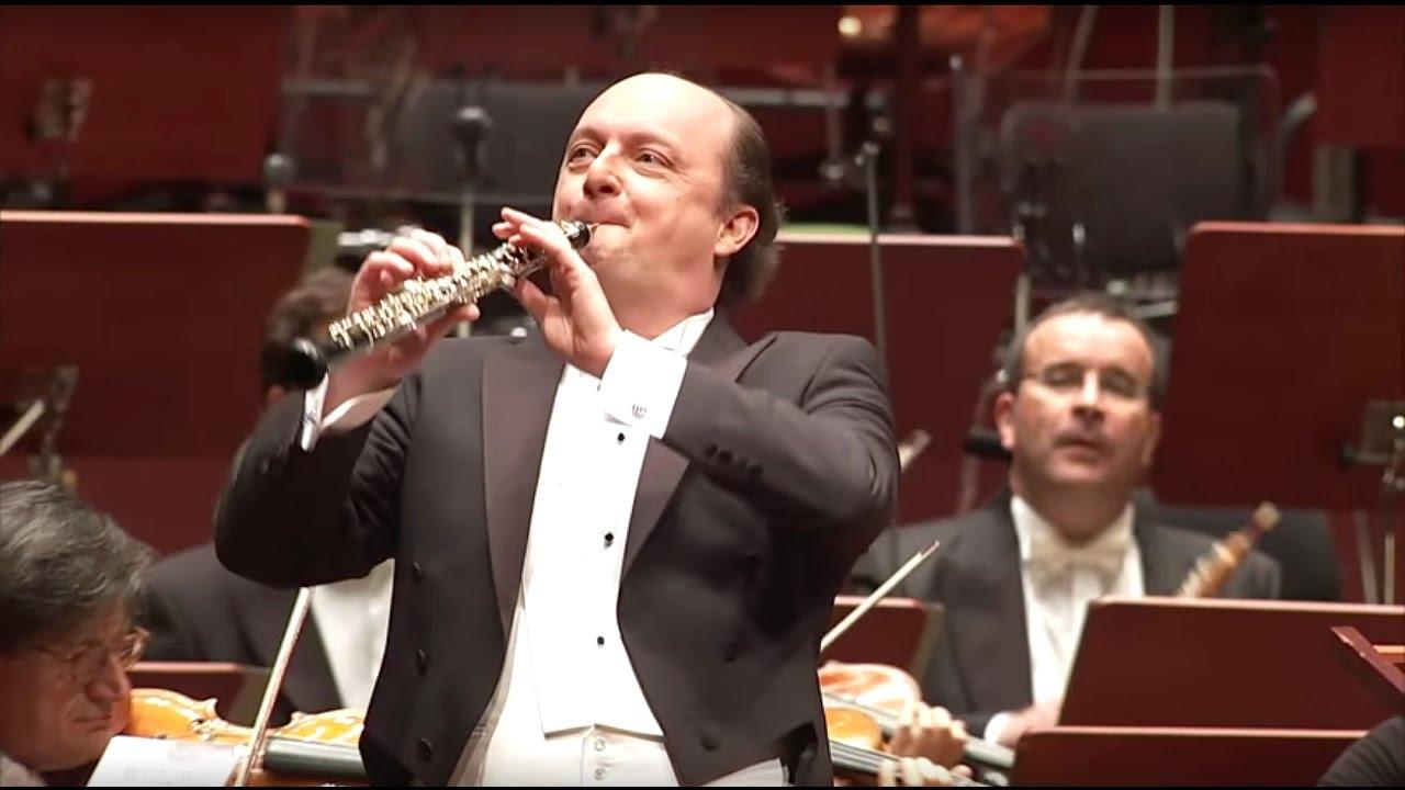 Mozart: Oboenkonzert C-Dur KV 314 ∙ hr-Sinfonieorchester ∙ François Leleux ∙ Andrés Orozco-Estrada