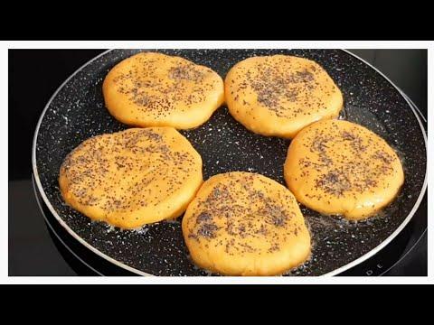 petits-pains-à-la-patate-douce-cuit-à-la-poêle